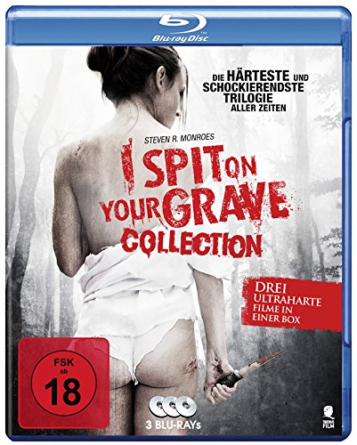 I Spit on Your Grave Collection [Blu-Ray] [Import]