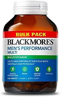 Blackmores Men's Performance Multi Bulk Pack 150 Tablets