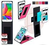 Hülle für UMi eMax mini Tasche Cover Hülle Bumper | Pink | Testsieger