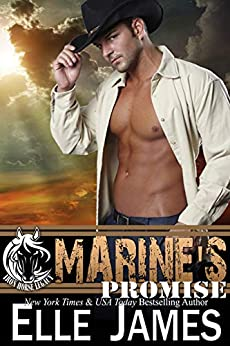 Marine's Promise (Iron Horse Legacy Book 3) by [Elle James]