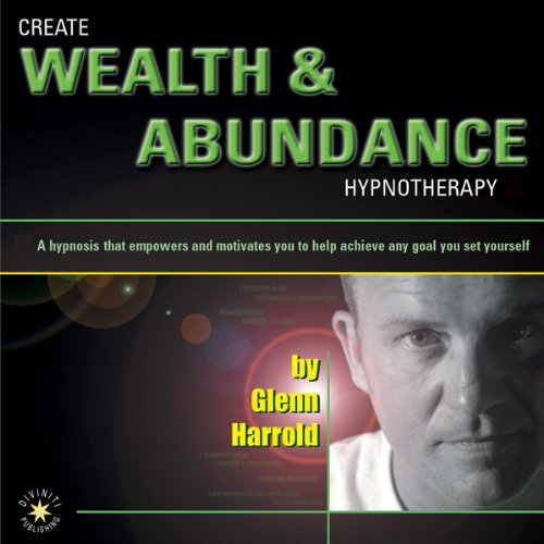 Create Wealth and Abundance in 8 Simple Steps audiobook cover art