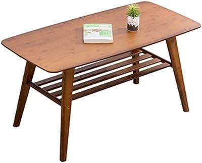 Oanzryybz Piernas mesas de café Moderna con Madera Natural for la ...