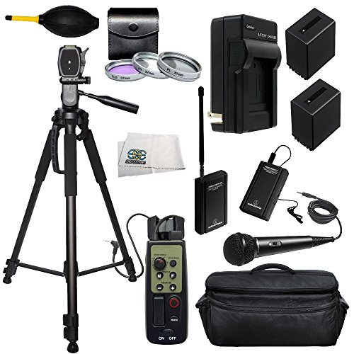 Professional Accessory Package For Sony...