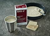 Notverpflegung NRG-5 Glutenfrei Survival 500g Outdoor Notration Notvorsorge Set | 2x9 Riegel Survivalnahrung Expeditions Grundausstattung wie EPA - 6