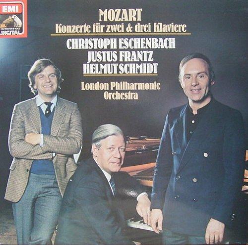 Mozart: Konzert für zwei & drei Klaviere [Vinyl LP] [Schallplatte]