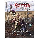 Paradigm Concepts Rotted Capes: Survivor's Guide Vol. 1