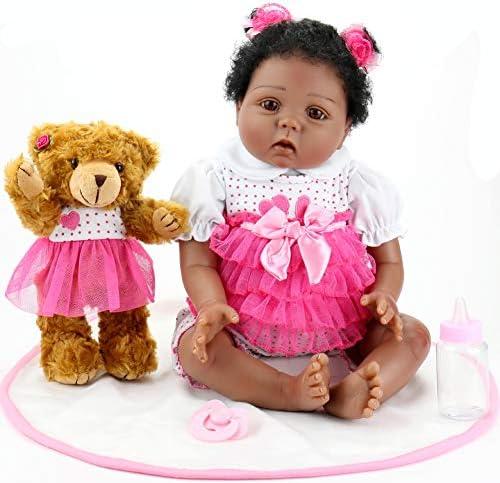 Reborn black baby doll _image0