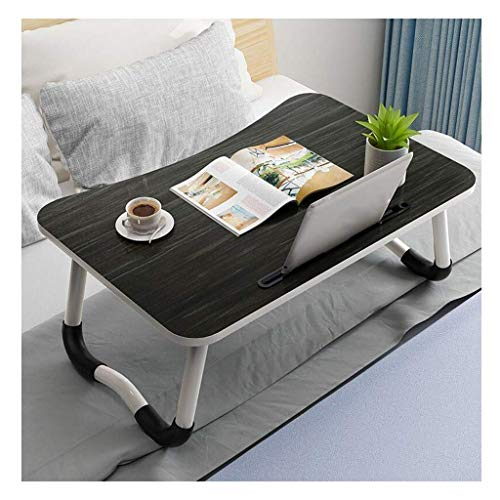 ZXL Laptopstandaard, tafel, luifels, bed, bureau, bureau, bureau, eettafel, eettafel, slaaptafel, opvouwbaar, Artefact (kleur: B)