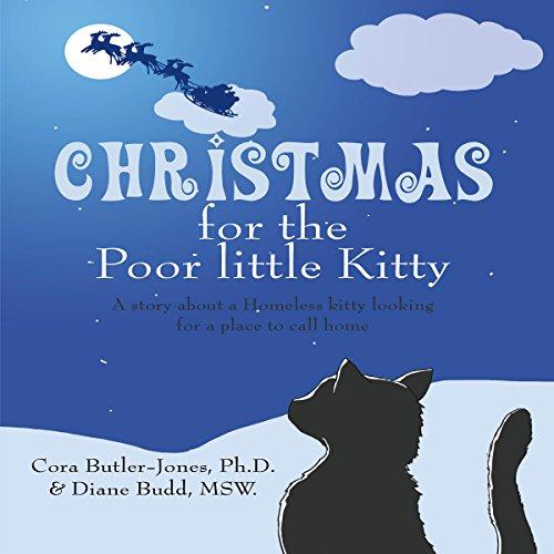 Christmas for the Poor Little Kitty audiobook cover art