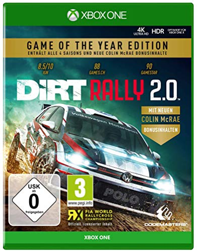 DiRT Rally 2.0 GOTY (Xbox One)