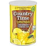 Country Time Lemonade Drink Mix (63 oz Canister)