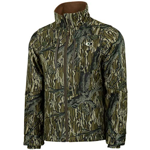 Mossy Oak Sherpa 2.0 Lined Jacket, Original Treestand, Large