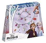 Disney Frozen II Bettelarmbänder-Set: Bastle Deine eigenen Frozen II Kettenarmbänder mit...
