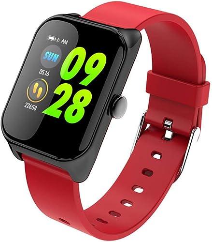 Nouveau B38 écran Couleur Bracelet Intelligent Bracelet Fréquence Cardiaque Pression Artérielle écran sur Mesure économiseur d'écran Surveillance à Distance Retardateur