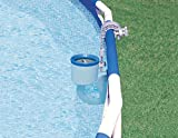 Intex 58949 Deluxe Skimmer de surface (pour pompes à partir de 3,028 l/h), idéal pour les grandes piscines