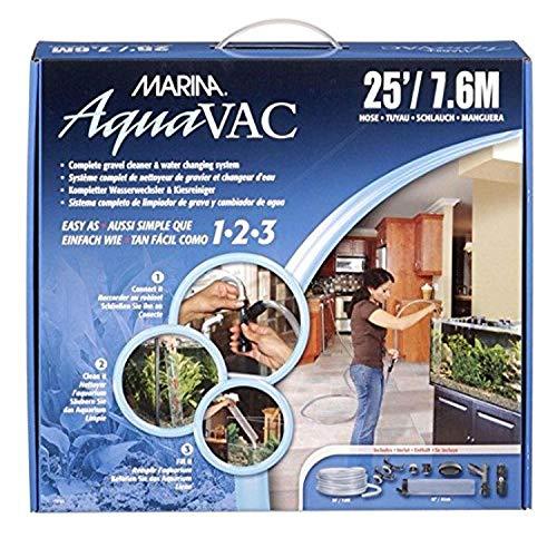 Marina AquaVAC Wasserwechsel-System mit 7,6 m Schlauchlänge