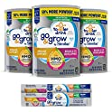 3-Pack Go & Grow by Similac Toddler Drink & 2-Pack On-The-Go Stickpacks