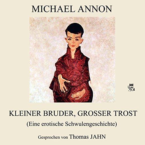 Kleiner Bruder, großer Trost audiobook cover art