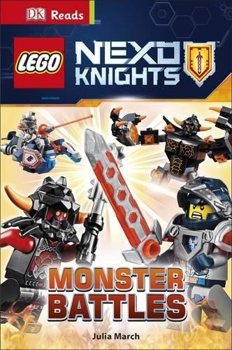 LEGO® NEXO KNIGHTS Monster Battles (DK Reads Reading Alone)