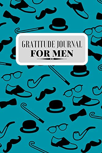 Gratitude Journal for Men: Morning and Night Writing Prompts to Express Gratitude (Gifts for Men)