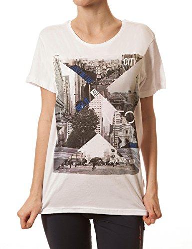 adidas NEO Damen T-Shirt Graphic Tee Z99232 - XS