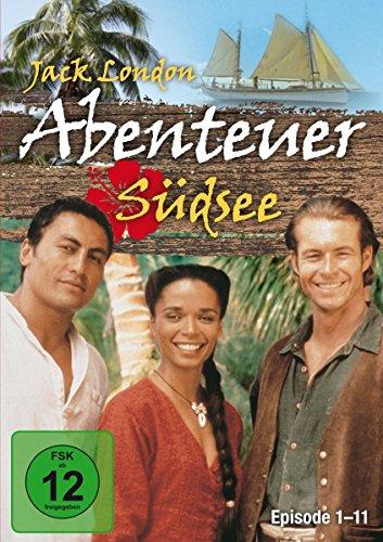 Jack London: Abenteuer Südsee (Episode 1-11) [3 DVDs]