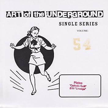 Art Of The Underground Single Series 54
