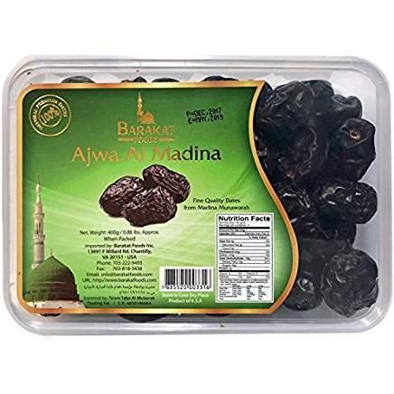 Ajwa Dates Imported from Madina 400…