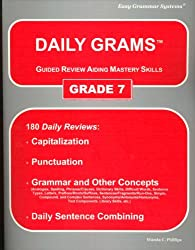 Daily Grams Guided Review Aiding Mastery Skills Grade 7