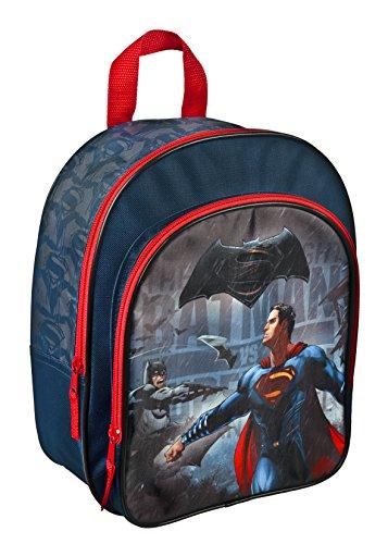 Undercover Rucksack mit Vortasche Batman vs. Superman