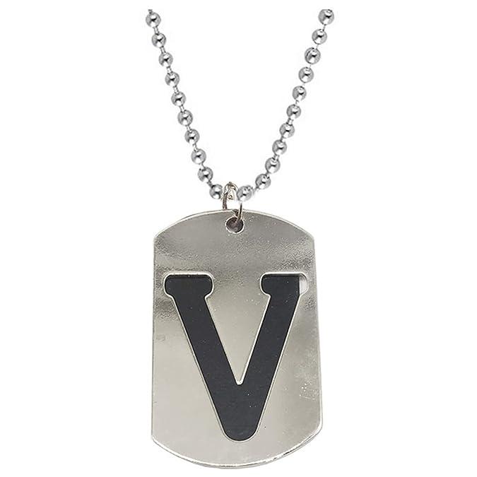 Sullery V Initial Alphabet Letter