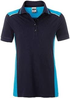 James and Nicholson Womens/Ladies Workwear Level 2 Polo