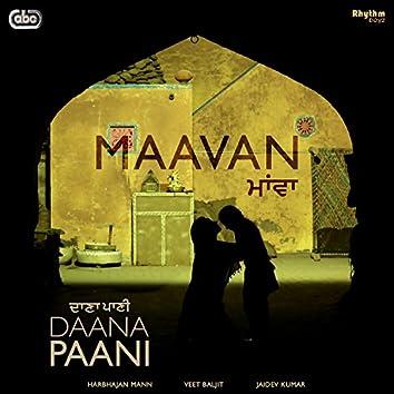 """Maavan (From """"Daana Paani"""" Soundtrack)"""