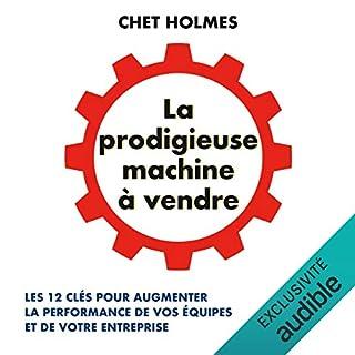 Couverture de La prodigieuse machine à vendre