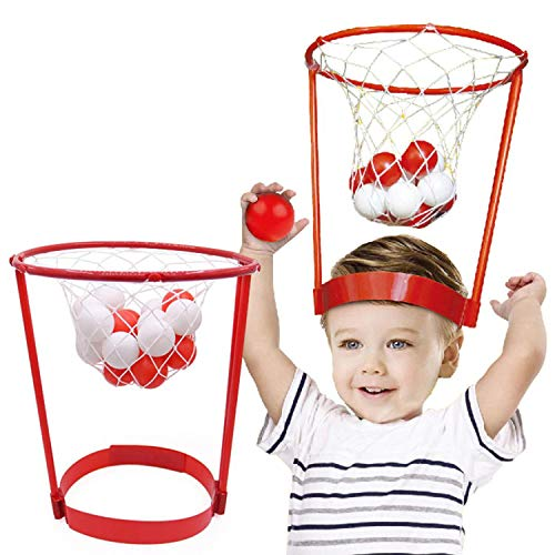 New Benlet Outdoor Overhead Basketball Safety Puzzle Parent-Child Sports Early Education Toys Darts