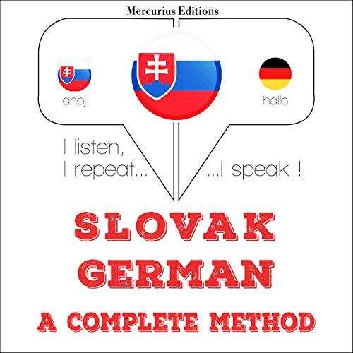 Slovak - German. A complete method cover art