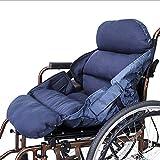 Mr.LQ Verdicktes winddichtes Rollstuhl-Wärmekissen Einteiliges Kissen Kissen Home Out Rückenpolster Kann gewaschen Werden - 2