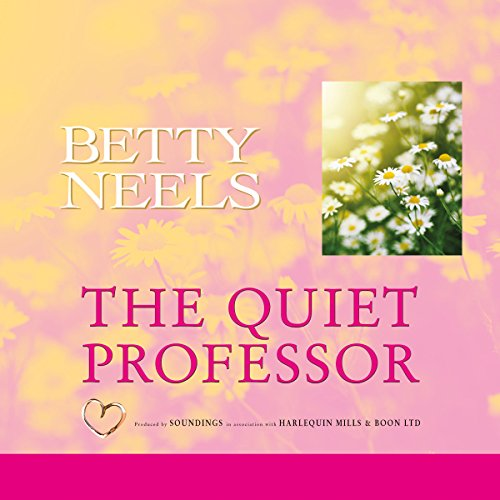 The Quiet Professor audiobook cover art