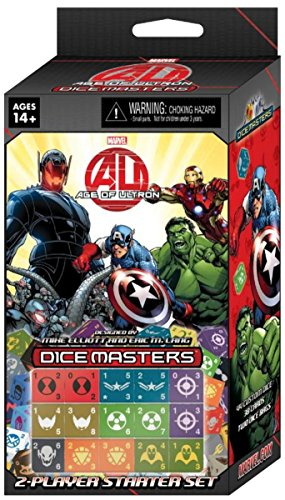 Marvel Dice Masters Avengers Age of Ultron ST C12 Brettspiel