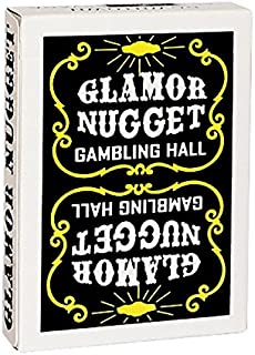 Glamor Nuggets Playing Cards (Black) Limited Edition Deck