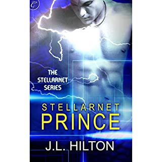 Stellarnet Prince audiobook cover art
