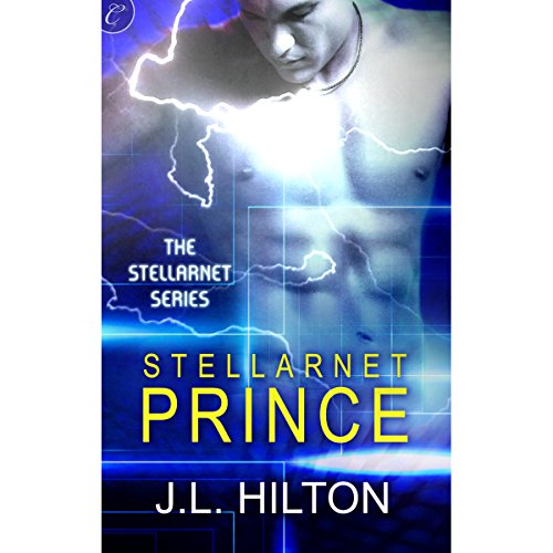 Stellarnet Prince audiobook cover art
