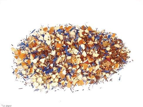 Exotic Rooibos Tee 1kg Maracuja Mango Pfirsich lose Tee-Meyer