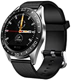 Smart Watch Fitness Tracker for Heart Rate Monitor Pedometer Sport Modes Calorie Counter Sleep Tracker for Men Women
