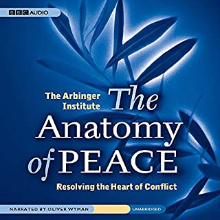 The Anatomy of Peace cover art