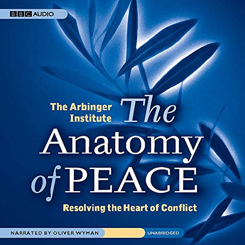 Couverture de The Anatomy of Peace