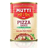 Mutti — 14 oz. of Pizza Sauce with Basil & Oregano (Salsa per Pizza) from Italy's #1 Tomato Brand. Simple and delicious ready-to-use pizza sauce. Adds delicious fresh taste to every pizza.