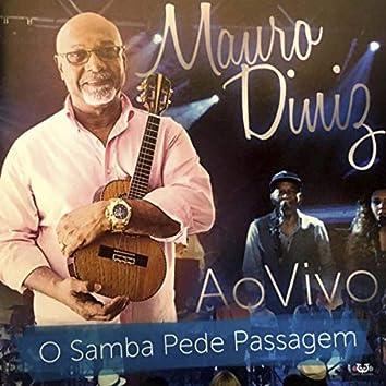 O Samba Pede Passagem - Ao Vivo (Ao Vivo)