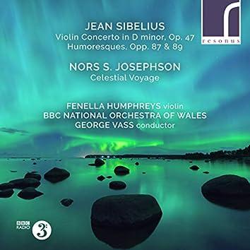 Sibelius: Violin Concerto & Humoresques