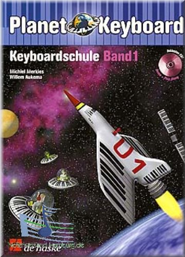 Planet Keyboard 1 Keyboardschule - Keyboard Noten [Musiknoten]